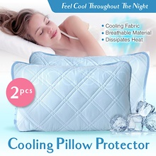 Cooling Pillow Protector Mat *SET OF TWO* / Bedding Accessories / Suit your bedsheet set