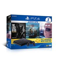 PS4 Slim 500GB Hits Bundle (Local Set)