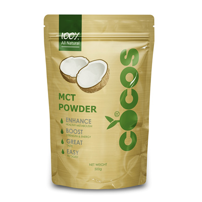 COCOS MCT Powder (500G)