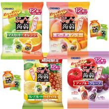 Orihiro konjac jelly pouch 6 pieces 12 pieces