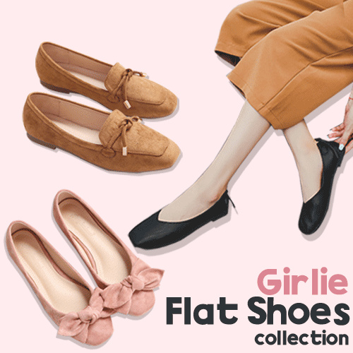 [FREE SHIPPING]Axelleshoes Flat Shoes Collection Fashion Sepatu Wanita! GOOD QUALITY! Deals for only Rp55.000 instead of Rp98.214