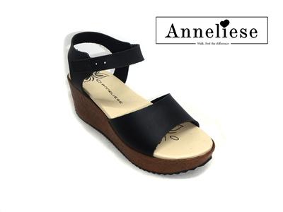 Anneliese sendal wedges wanita Danita 1