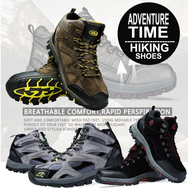 Qoo10 Free Delivery Jabodetabeksnta Hiking Shoes Collectionssnta