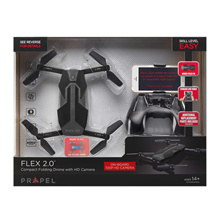 Flex 2.0 Compact Folding Drone with HD Camera
