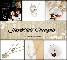 CHRISTMAS MEGA SALES♥ ALL $4.50 NO OPTION PRICE ♥Korean Drama♥Necklaces♥In-stock In Singapore♥[Jaslittlethought]