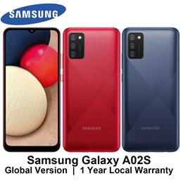 Samsung Galaxy A02S 4+64GB 1 Year Local Warranty