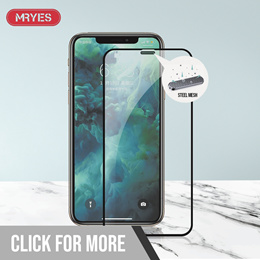 Mryes iPhone 11/XS/XR/Pro/Max Samsung Note 10 / 10+ Plus UV LOCA Tempered Glass Screen Protector