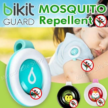 Bikit Guard Clip Buy 3 Get 1 FREE Sales /MOSQUITO Insect Repellent/ On for Baby Children Adults