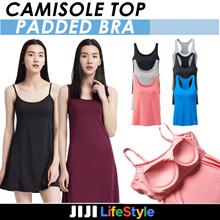 ◣BRA TOP◥ CAMISOLE TOP ★LOCAL SHIPPING★ Premium High quality  dress bra cup