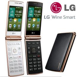 [Exports Set] USED LG Wine Smart  T480 Flip Phone 3G    SMART phone KOREA VERSION