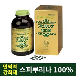 SGF강화 스피루리나 건강기능식품 2200정  면역력을 높여주고 변비 빈혈  알레르기등 개선 / 일본직배송