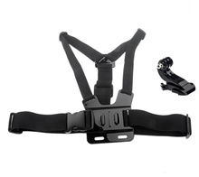 ST-138 GoPro Chest Mount Harness for HD Hero Hero2 Hero3 Tripod Chesty Go Pro 2 3 Strap Gopro Accessories