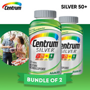 [Direct From US] Centrum 50+ for adults 1 + 1 set
