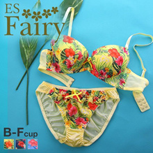 Es Fairy Tropical Summer Bra and Panty Set (B-F)(1771260B)