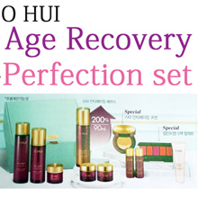 [LG Life Health] Korean Cosmetics / Official Recovery Perfection Set / Full Set / Wrinkle / Construction / Baby Collagen / Elasticity / Baby Collagen 3.3 times UP / O HUI / sUM / Later / LIRICOS