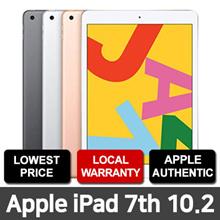 2019 New Apple iPad 10.2 inch Gen 7th ★ 32GB / 128GB / WiFi / LTE ★ Apple iPads Tablet