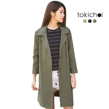 TOKICHOI - Blazer with Embroidery Detail-180239