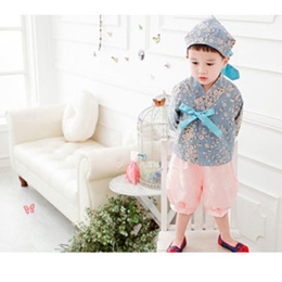 ★Korean traditional Costume Hanbok★ Boy Prince Style Hanbok / Photo Studio Princess Costume