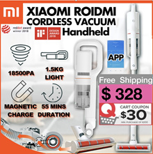 $333Only Today❤Rdy Stock New2018[Local Warranty]  Xiaomi Mijia  F8 RoidMI Cordless Handheld Vacuum