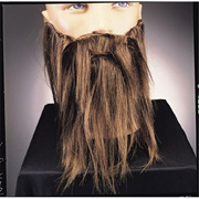 Costumes For All Occasions RU2045BN Full Beard and Mustache Brown (Color: Brown)