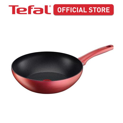 NEW Tefal Character Wokpan 28cm