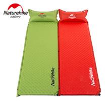 Naturehike Nature Hike Self-Recharging Air Camping Mattress + Pillow Sleeping Pad NH19Q006-D / Portable / Matt / Pad / Camping Pad / Mushroom Mat / Air Matt / Air Mattress / Camping Cushion / Outdoor