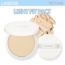 ★Laneige★ 2018 NEW! Light Fit Pact (9.5g)/  water supreme finishing pact renewal