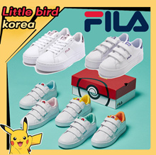 [FILA] ♥Free gift♥ Best Fila Korea Shoes 100%authentic/Fila X Pokemon