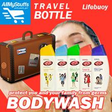 【LifeBuoy】Bodywash ● 100ml TRAVEL SIZE ● Total 10/Mild Care/Lemon Fresh/Nature Pure/Cool Fresh