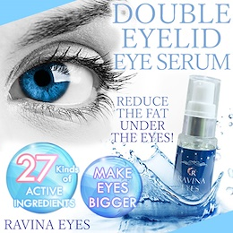 Ravina Eyes Double Eyelid Eye Essence※MAKE YOUR EYE BIGGER AND SHINNY※ Made in Japan