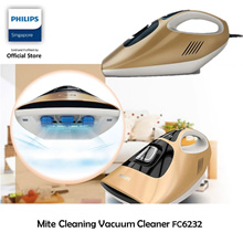 FREE Floor Mat Philips Mite Cleaning Vacuum Cleaner FC6232/81