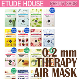 ★ETUDE HOUSE ★ 0.2mm Theraphy Air Mask 20ml