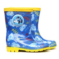 [Robocar Poli Rain Boots] Kids Character Rain Boots
