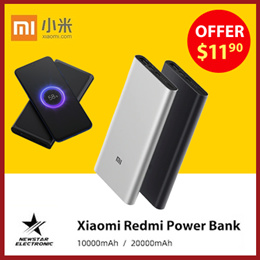 ★Xiaomi Mi Power Bank 3 ★ 20000mAh  10000mAh 5000mAh PowerBank★ Redmi Powerbank  100% Authentic