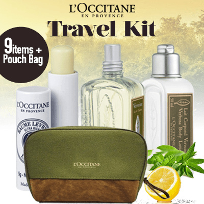PAKET TRAVEL KIT LOCCITANE Deals for only Rp195.000 instead of Rp195.000
