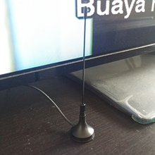 Digital Antenna For DVB-T2 HD TV with Magnetic Base (FREE normal postage and Cheapest on Qoo10)