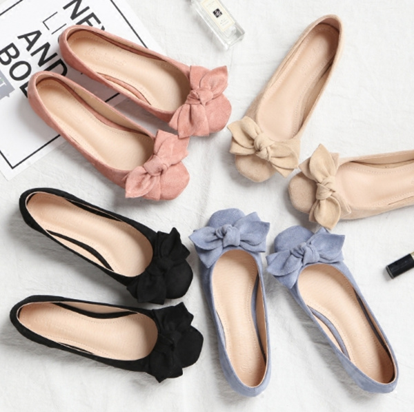 Axelleshoes MINKY Flat Shoes Fashion Sepatu Wanita Deals for only Rp129.000 instead of Rp129.000