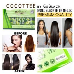 COCOTTEE BSY NONI HAIR GO BLACK Shampoo ORIGINAL by GOBLACK - 20 Sachet