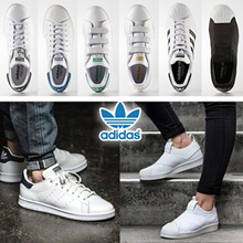 [ADIDAS] ★FLAT PRICE★NEW ARRIVALS★2017 SUPERSTAR New model add★★100% AUTHENTIC adidas★Lowest Price★S