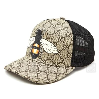 5f5af65f8fd1a  Gucci  Bee GG Supreme 426887 4HB12 2160 Common Mesh Cap