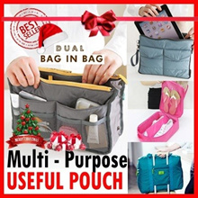 🎅 Flat Price*Bag in Bag★*Luggage Organizer*ORGANISER★Travel* Pouch★xmas christmas Gift Present