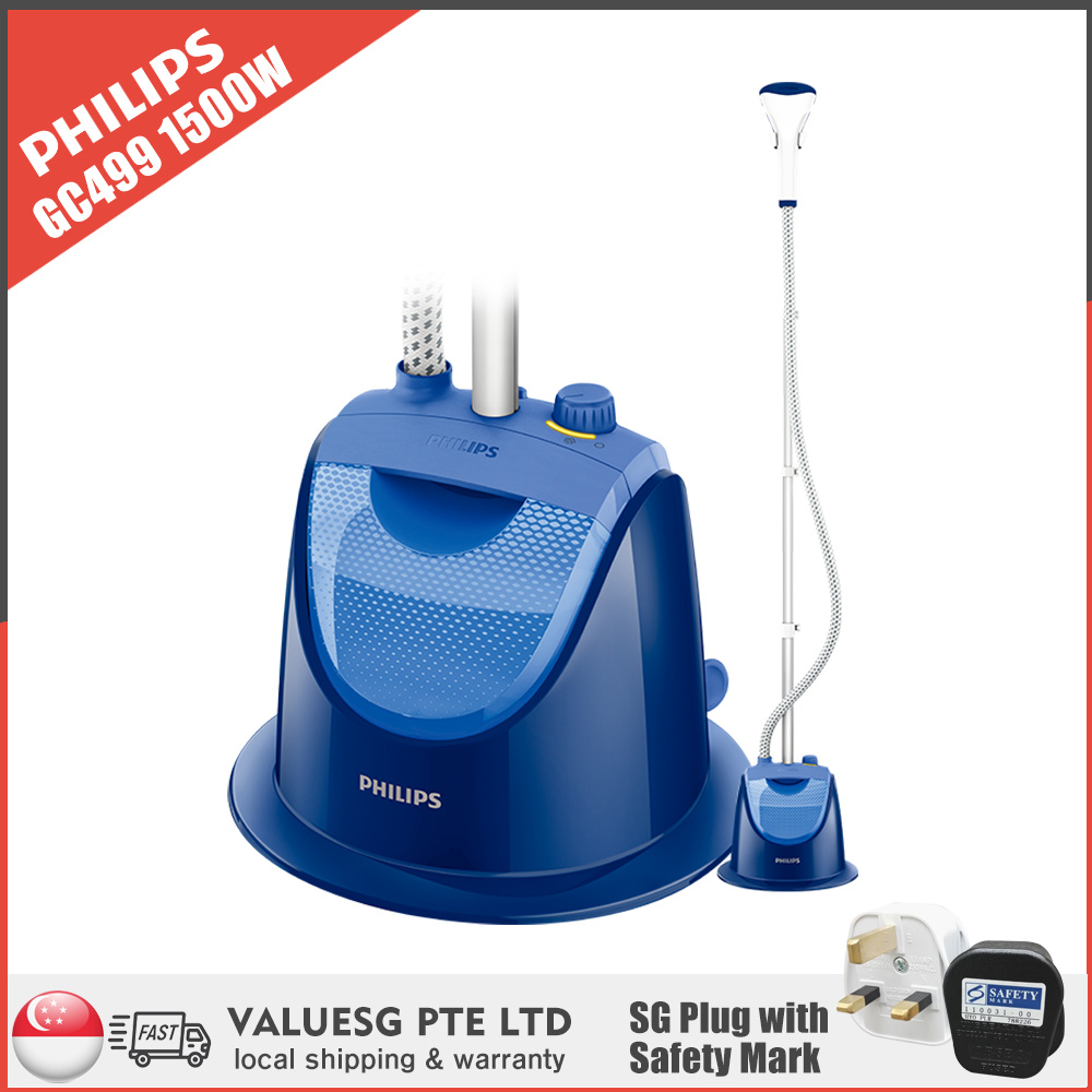 Qoo10 Philips Gc499 Gc500 Small Appliances Garment Steamer Gc504 Fit To Viewer