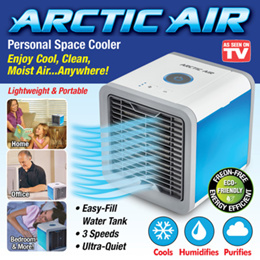 Brand New Arctic Air Cooler. 3 IN 1 Humidifier Cooler Purifier. Local SG Stock and warranty !!