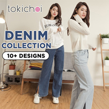 [Free Shipping] TOKICHOI - Denim Collection - Multi Styles