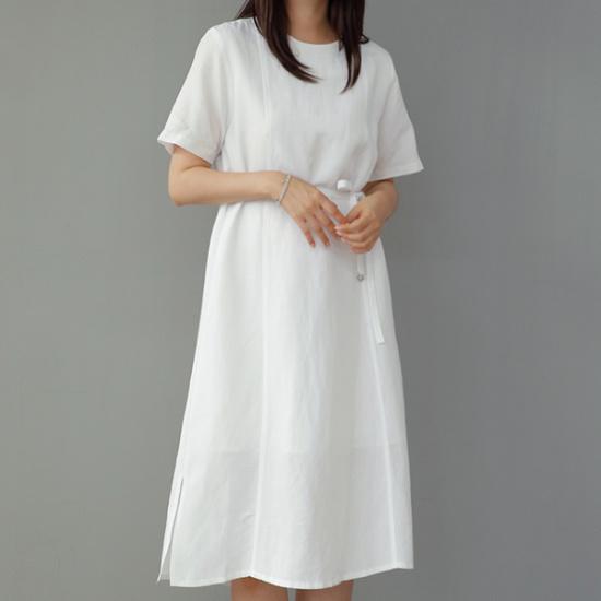 ビナインモレンジワンピース 綿ワンピース/ 韓国ファッション