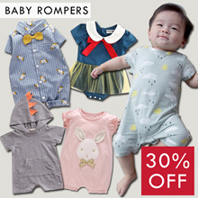 NEW ❤ NB Baby Toddler Made in Korea Mini Dressings Baby Rompers kids rompers bodysuits