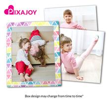 Pixajoy 8R Laminated Photo Print 10 Pieces (FREE Frame Box)