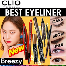 20%COUPON APPLY! BREEZY ★ [CLIO] NEW Gelpresso Waterproof Gel Liner / Best Selling EyeLiner of Clio