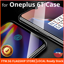 [NEW ARRIVAL!!] OnePlus 6T/6/5T Full Protection Case Japan Asahi Grade 9H Tempered Glass