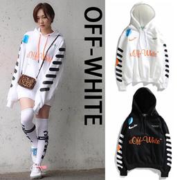 20f43f8474675 OFF OW WHITE World Cup Hoodie Men Women Lovers Hoodies Sweatshirts Clothing
